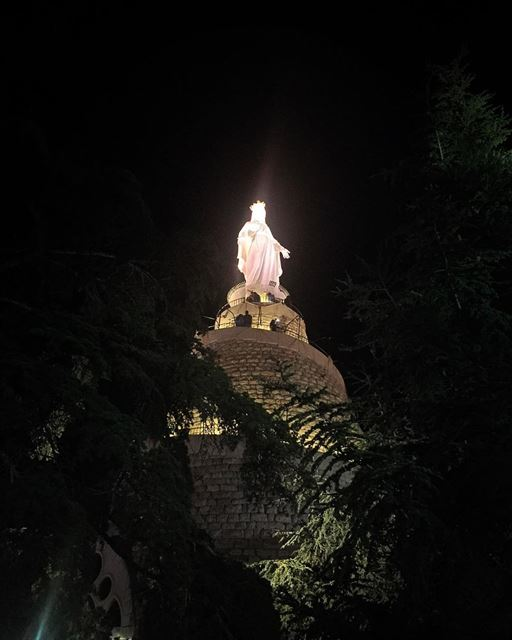 Lady of Lebanon (Saint Marry, Harissa)